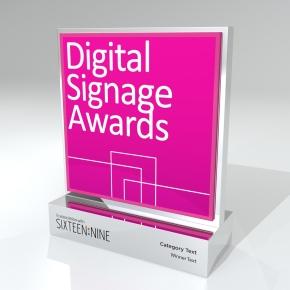High Commendation for Valotalive in Digital SignageAwards